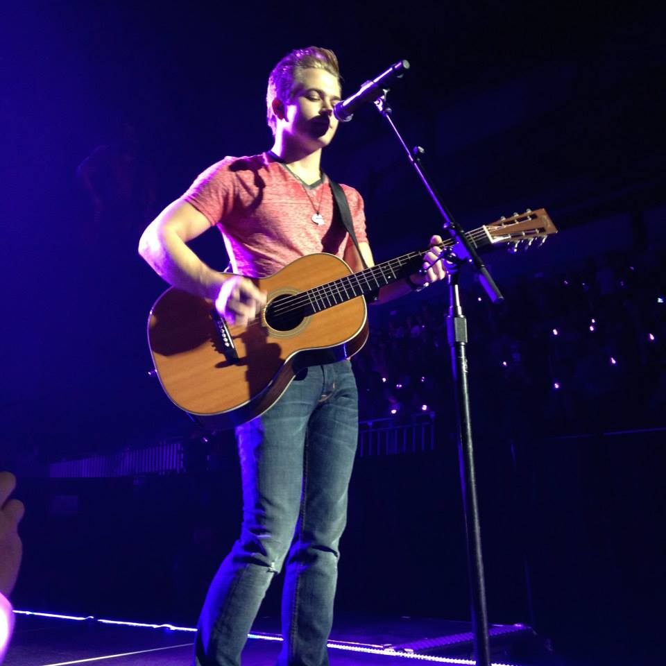 Hunter Hayes Lights Up The Ryan Center New England Country Music
