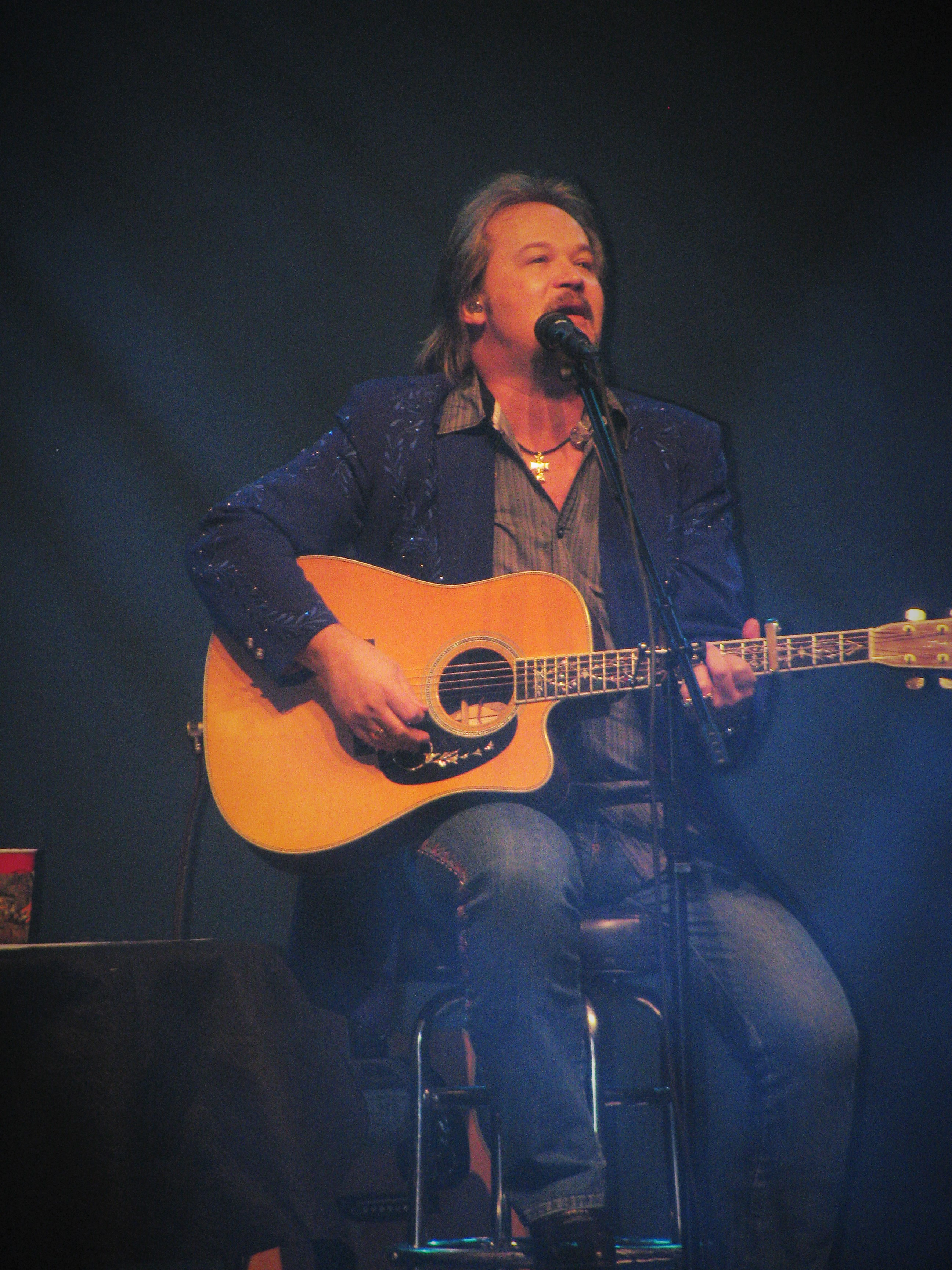A Night Of Songs And Stories By Travis Tritt New England Country Music
