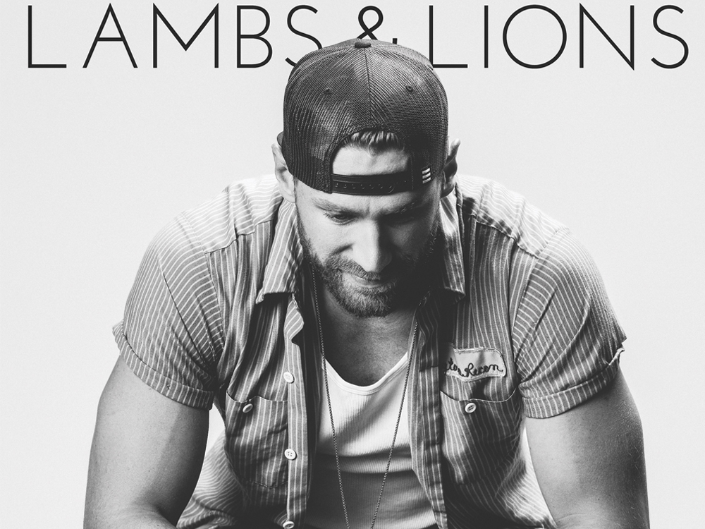 Chase Rice Set To Roar With Brand New Album New England